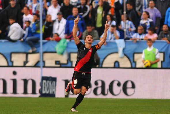 Francisco Medina 'Piti' fue el protagonista con dos buenos goles.