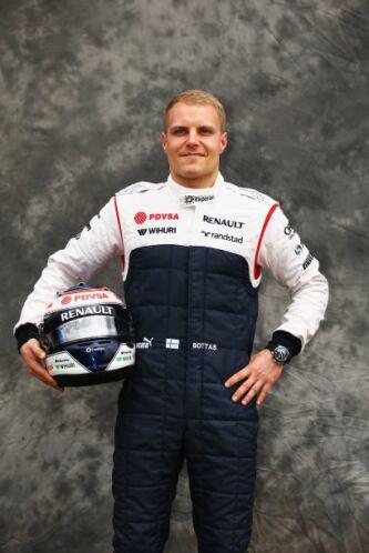Valtteri Bottas, Finlandia, Williams-Renault.