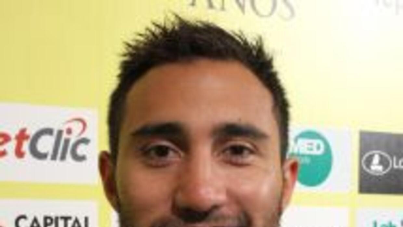 Arturo Alvarez. (Cortesía: FC Paços de Ferreira)