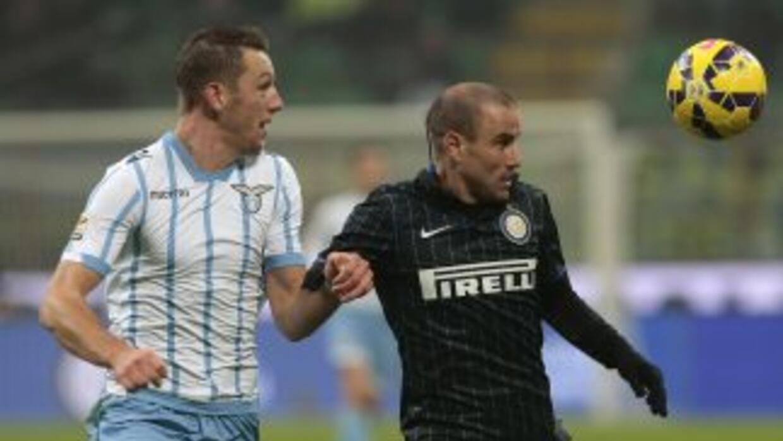 Inter de Milán volvió a empatar en la Serie A.