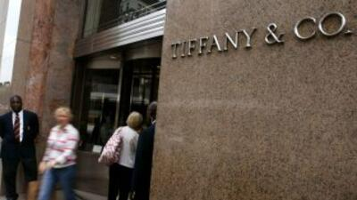 Tiffany tiene 246 tiendas en todo el mundo, 14 más que hace un año.