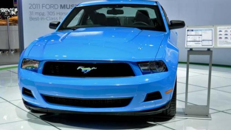 Ford desplazó a Toyota como el No. 2 en ventas en Estados Unidos y ahora...