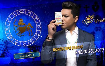 Niño Prodigio – Sagitario 23 de enero, 2017