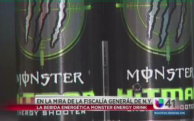 ¡Se acabó la fiesta! Peligro de Monster drink
