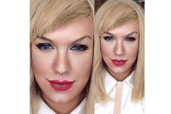 ¡Idéntico a Taylor Swift!