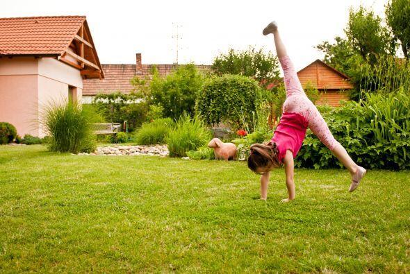 El ejercicio también libera endorfinas, químicos naturales...