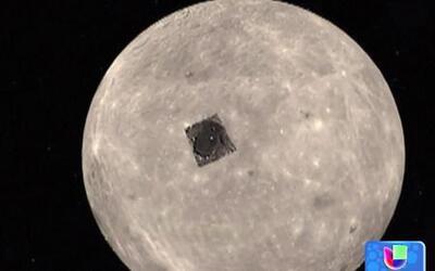 Jaime Maussán presentó videos de una base en la Luna