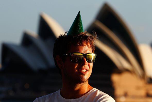 Y qué mejor que con el cálido clima de las playas australi...