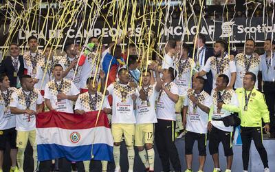 Calificamos al campeón de Concacaf