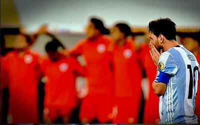 Cuando la gloria roja es la pesadilla de Messi