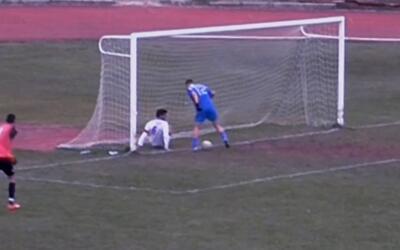 Fail histórico: este delantero jamás olvidará este 'casi' gol