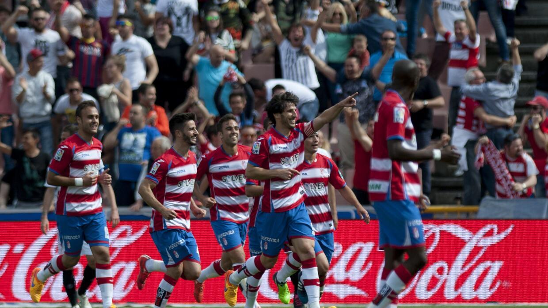 El Granada corta la racha del Athletic