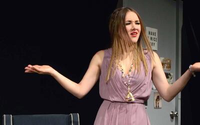 Sherlyn explotó de rabia en un video donde aclaró su vida amorosa