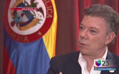 Solo en el 23: Cara a cara con Juan Manuel Santos - Parte 2