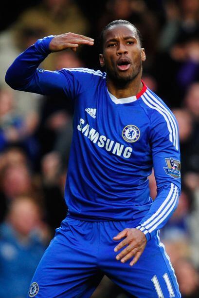 Chelsea se fue al frente, pues no podía permitirse otra derrota....