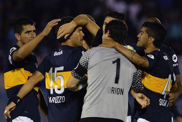 Boca logró un importante triunfo en pleno Montevideo al vencer a Naciona...