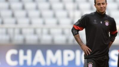 Thiago volverá a ser operado de los ligamentos.