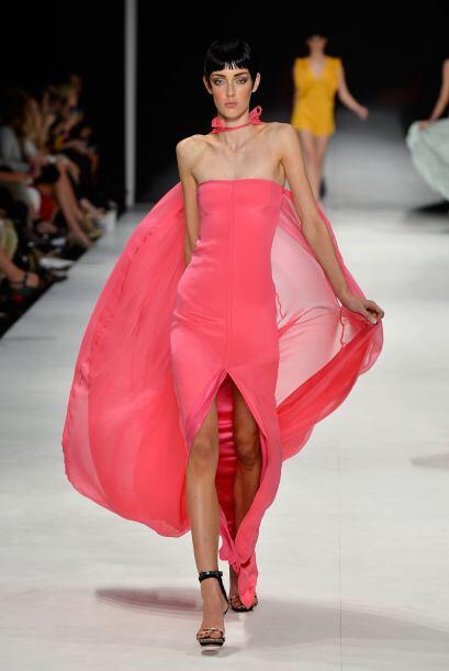 Si el tuyo es un estilo más recatado, opta por los tonos rosa cla...
