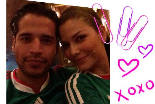 Viajaron a México para que Luis Carlos conociera a la familia de Ana. (C...