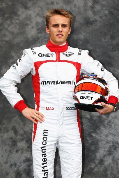 Max Chilton, Gran Bretaña, Marussia-Cosworth.
