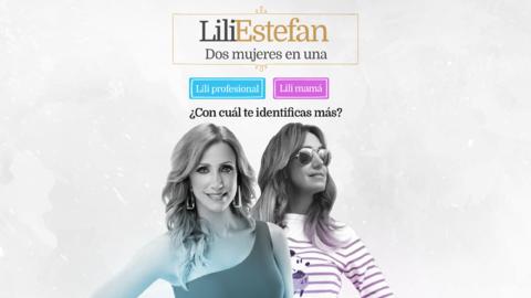 Promo Share en redes Lili Estefan