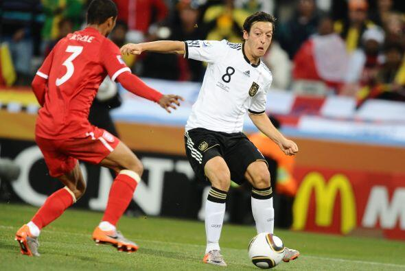 Durante las eliminatorias para el Mundial de Sudáfrica se gan&oac...