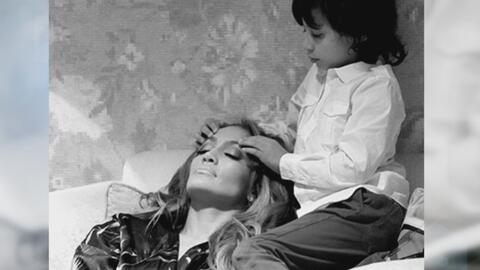 El hijo de Jennifer López le pidió que no enseñe tanto sus curvas