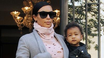 Kim Kardashian felicita a todas las madres