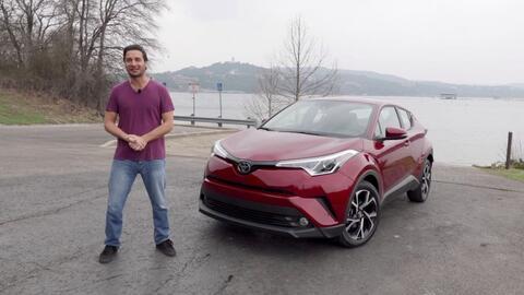 Toyota C-HR 2018 - Prueba A Bordo Completa