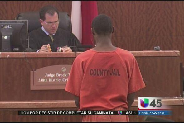 Una vocera de la fiscalía del Condado Harris afirmó que la...