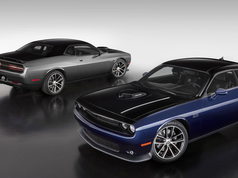 Este es el Mopar '17 Dodge Challenger