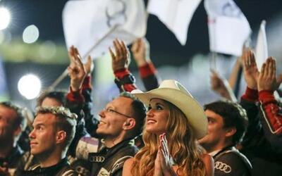 En este 2014, el Gran Premio de Fórmula 1 se llevará a cabo del 31 de oc...