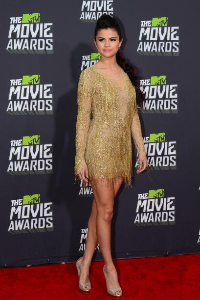 De las pasarelas a la alfombra roja, Selena Gómez volvió todo un 'hit' l...