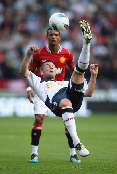 Nani, 'Chicharito' y Rooney estuvieron imparables y fueron figura.