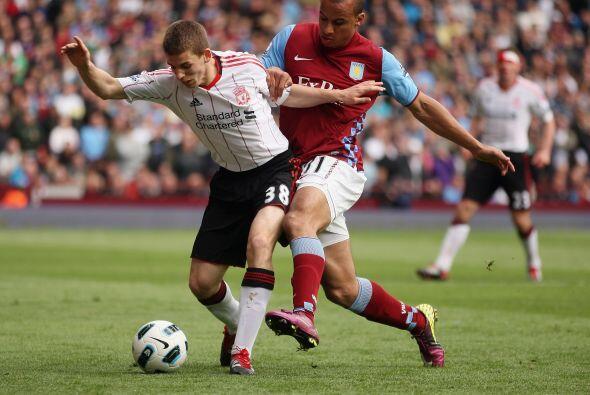 Liverpool venía haciendo bien las cosas en este cierre de tempora...