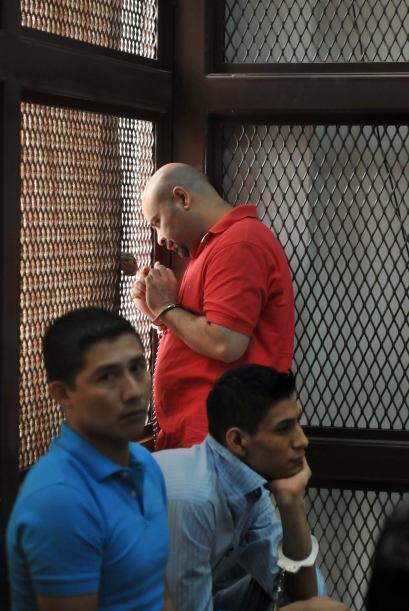 Además se le condenó, por la matanza perpetrada el 25 de marzo de 2008 e...