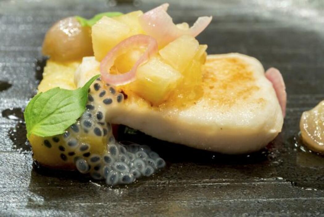 ¿Has probado alguna vez la piña con un poco de caviar?, pues hay recetas...