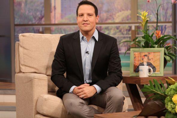 Raúl es uno de los presentadores más carismáticos y queridos de la panta...