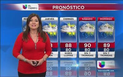 Onda tropical está en camino para Puerto Rico