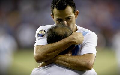 Futbolista de la selección de Guatemala se enteró de la muerte de su mad...