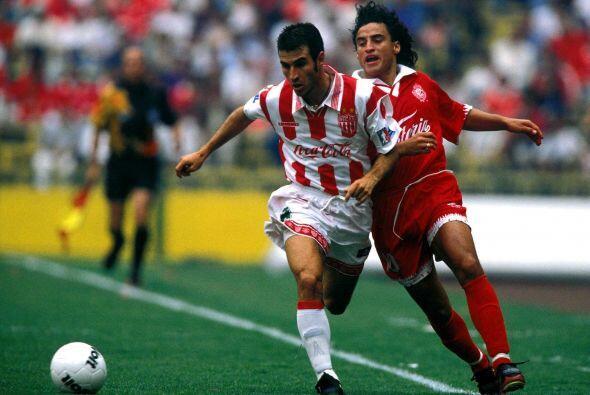 Para el siguiente torneo, Verano 1998, Toluca que terminó como su...