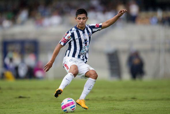 Dieter Villalpando, el delantero recién llegado a Tigres ha demos...