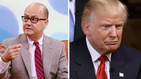 Mario Lovo pide tomar con calma el plan de deportaciones de Donald Trump