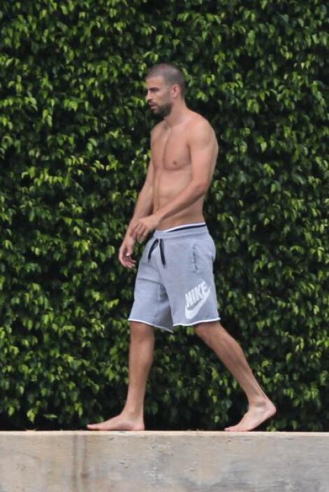Ahora entendemos por qué Shakira está tan enamorada del futbolista españ...
