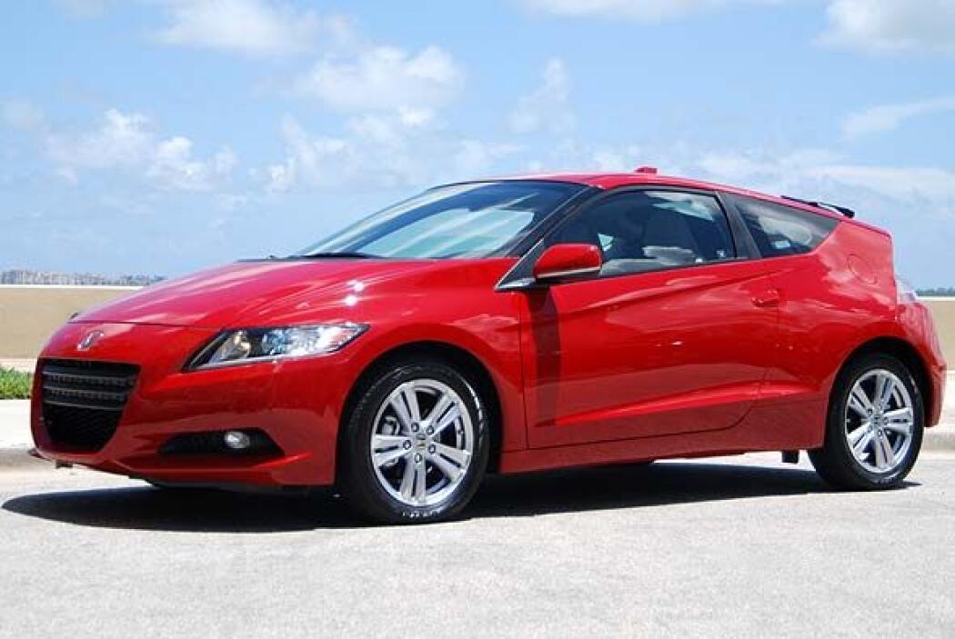 Honda llevó su nuevo híbrido a la Ciudad del Sol para poder mostrar ante...