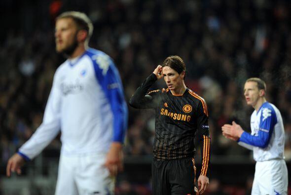 Chelsea esperaba dejar definido su pase ahí, con una nueva oportunidad p...
