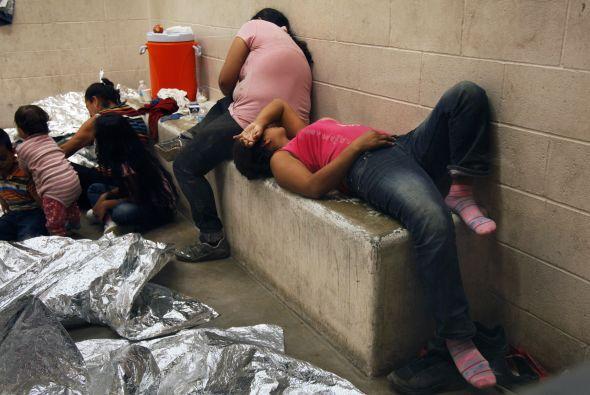 La Patrulla Fronteriza estadunidense reportó un aumento en las detencion...