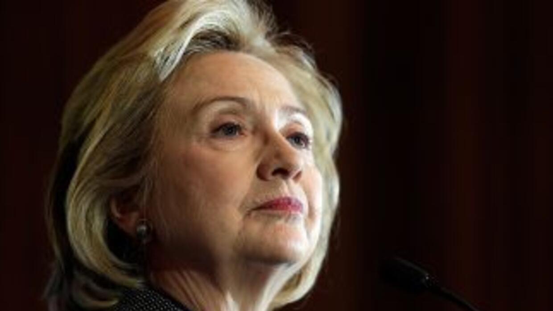 La lista negra de enemigos políticos de Hillary Clinton