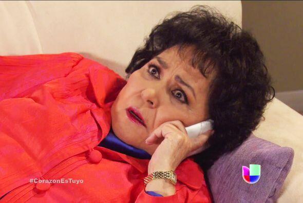 Despierte doña Yolanda, su hija se convertirá en mam&aacut...