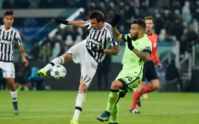 Juventus vs. Manchester City